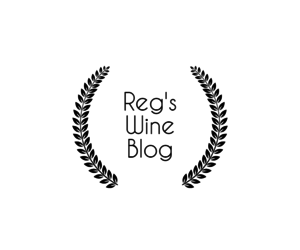 Reg's Wine Blog Logo