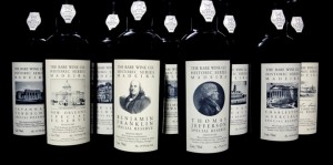 Reg's wine blog photo Madeira Wine Co. historic series