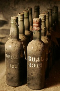 Reg's wine blog photo old vintage madeiras