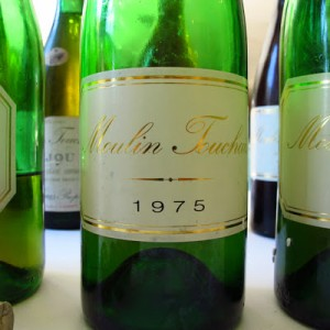 Reg's Wine Blog photo 1975 Moulin Touchais