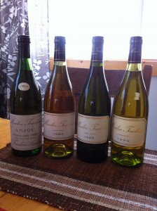 Reg's Wine Blog photo Moulin Touchais Reg's cellar selections