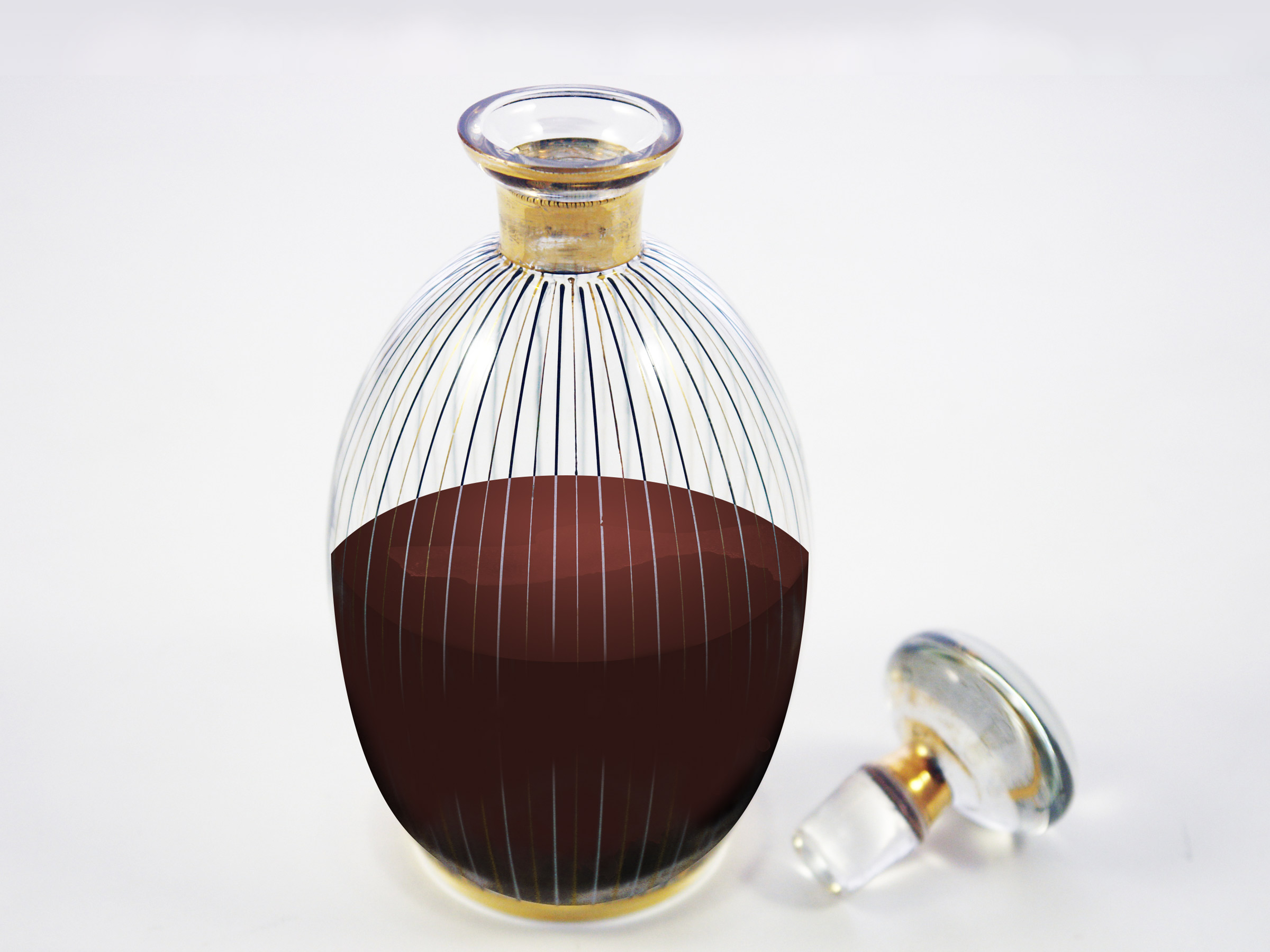 Reg s wine blog post 15 april 26 2016 to decant or for Wine carafes and decanters
